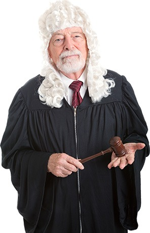Court of Equity judge